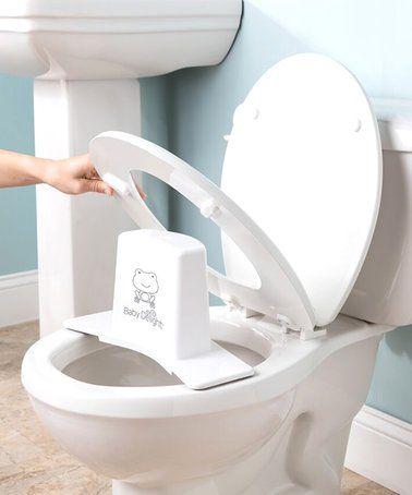 Look at this #zulilyfind! Super Potty Trainer Toilet Seat #zulilyfinds