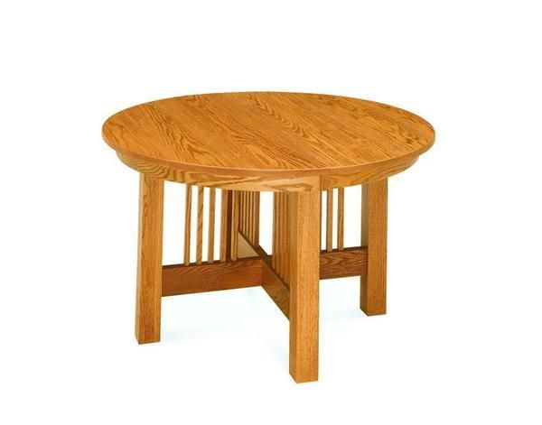 Amish Made Craftsman Mission Table Amish Furniture Mission