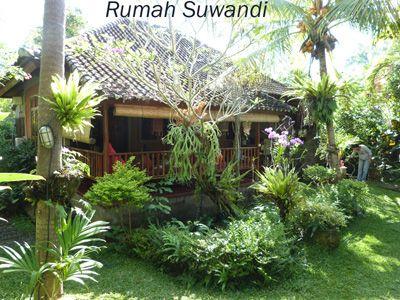 Rumah Suwandi NyuhKuning Ubud Bali. 245 euro a week.- 35 euro a night. 2 bedrooms - emilesvv@hotmail.com