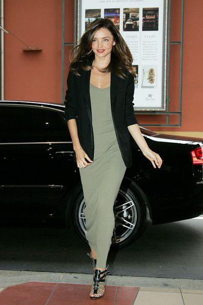 Miranda Kerr - Miranda Kerr at Star City Casino in Sydney