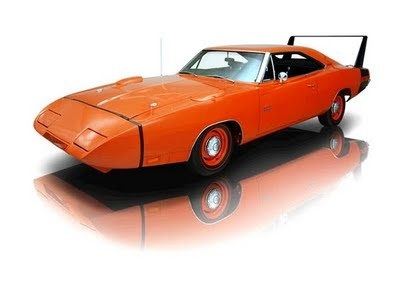 1969 Dodge Charger Daytona Hemi 426