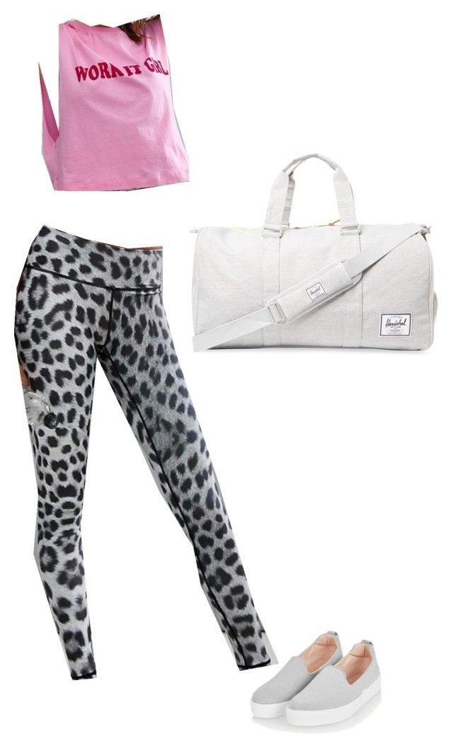 """""""Untitled #1381"""" by dance4ever1222 ❤ liked on Polyvore featuring Poprageous, Twerk Out, Topshop and Herschel Supply Co."""