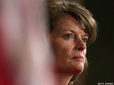 Sen. Lisa Murkowski Endorses Marriage Equality:  http://renegadechicks.com/lisa-murkowski-supports-gay-marriage-will-voters-stick-by-her/