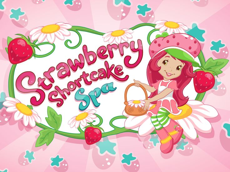 Strawberry Shortcake Spa  http://www.enjoydressup.com/spa-games/strawberry-shortcake-spa-8386.html