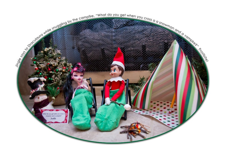 """Pin By Willow Price-Black On """"Elf On The Shelf"""" Ideas"""