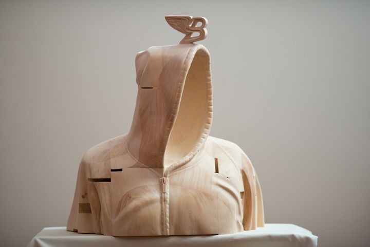 Wooden sculptures by Paul Kaptein | iGNANT.de