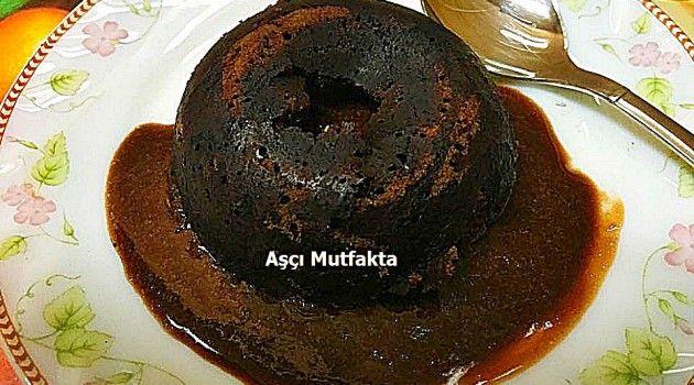 Kakao Kaplı Sufle