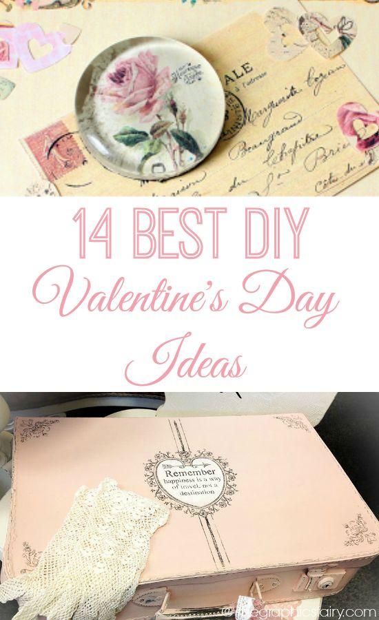 14 Best DIY Valentine's Day Ideas!