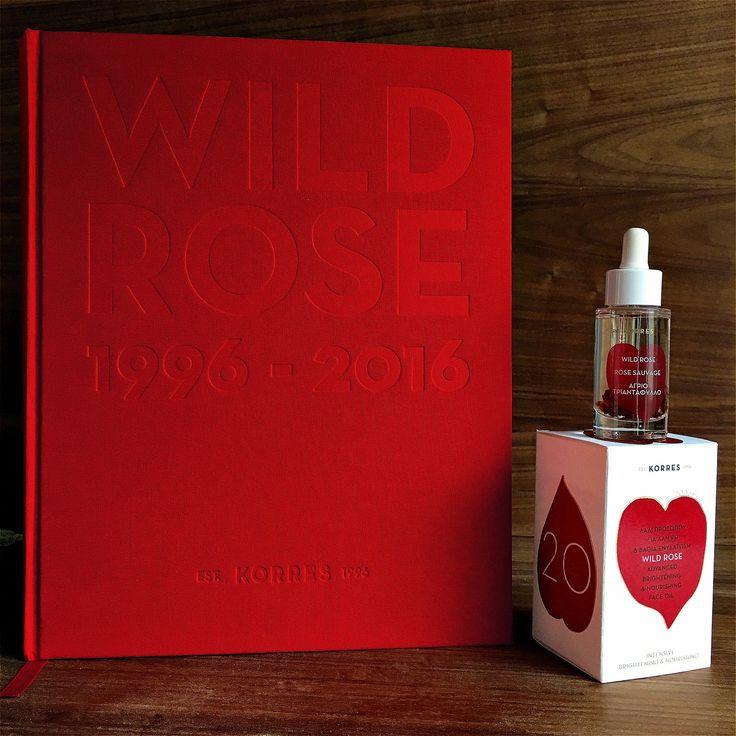 Wild Rose Face Oil #korres20