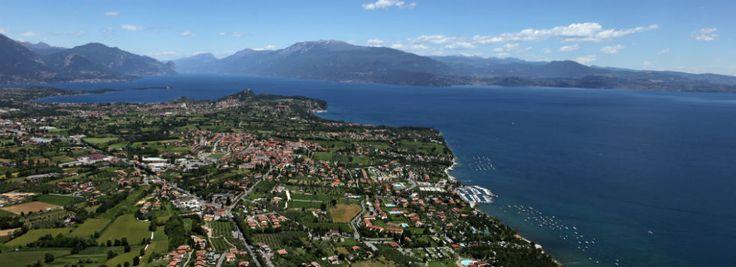 Piantelle Campingplatz am Gardasee in Moniga del Garda, familienfreundliche Unterkünfte mit Supermarkt, Ferienwohnungen, Stellplätze, Schwimmbad und Privatstrand
