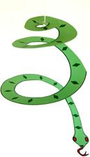 Paper plate snakes and other reptiles crafts
