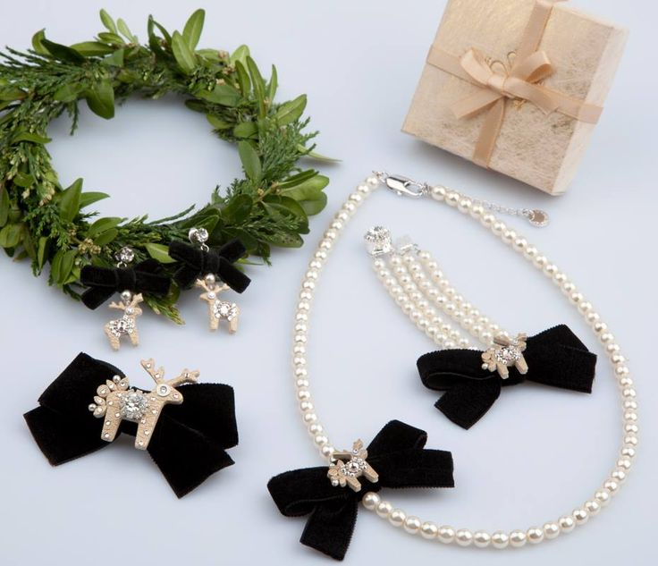 Jelení šperky - Sametové opojení