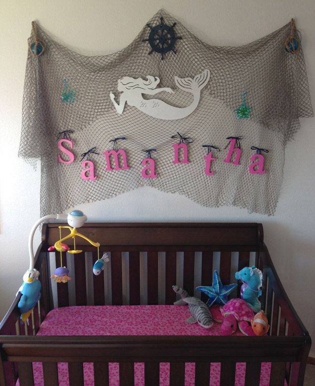 Just not about the crib because, ya know, choking and suffocation prevention is a thing
