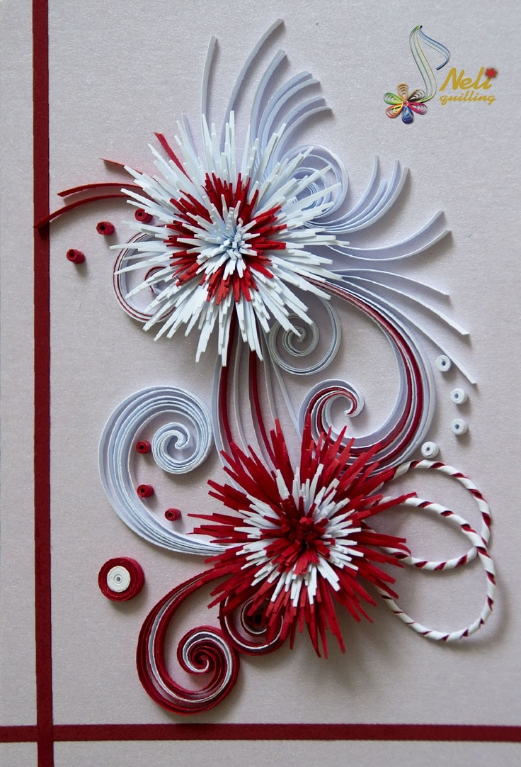 963 best tarjetas images on pinterest quilling ideas cards and neli quilling cards baba marta 105 145 m4hsunfo