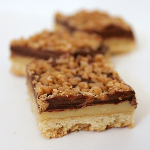 Skor-Squares--FINALLY, one that isn't the Ritz version!