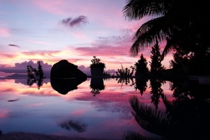 French Polynesia-awesome lighting