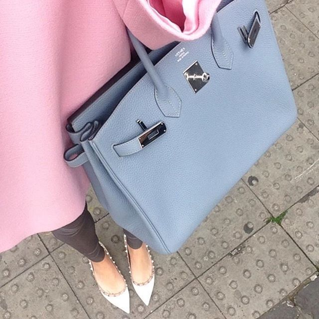 Pretty HERMÈS Birkin Via @alicegeorgina  #HERMESBag #HERMESBirkin Outfits, Outfit Ideas, Outfit Accessories, Cute Accessorie