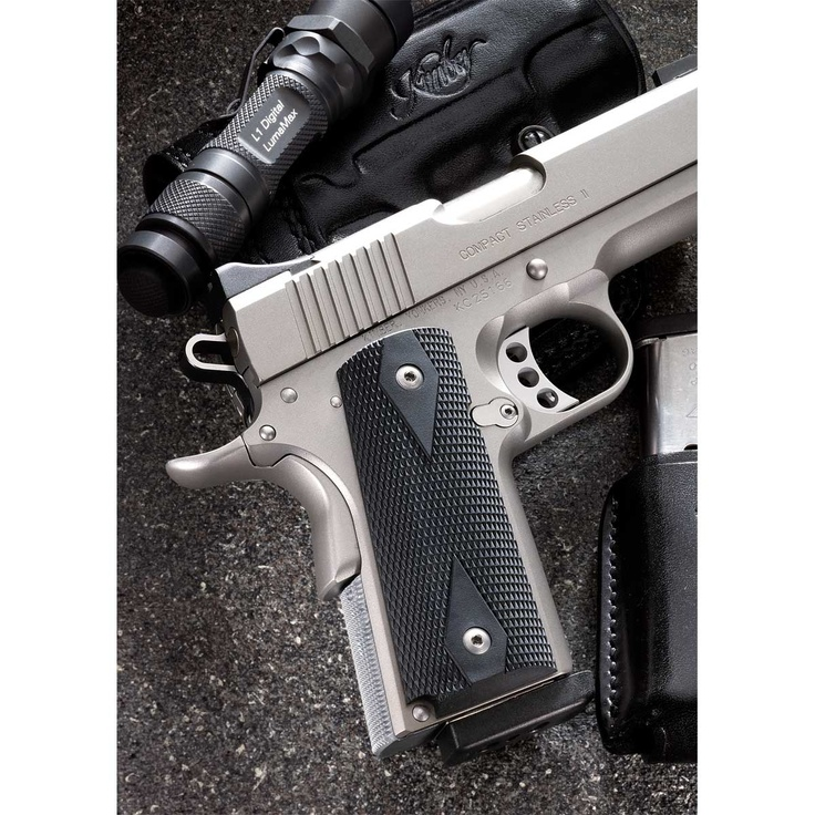 Kimber Compact Stainless II .45ACP Pistol - 7rd - Rockwell Arms
