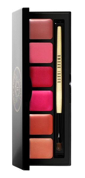 This ultimate lip palette includes nude, bright and bold shades that can be worn alone or layered for endless looks.