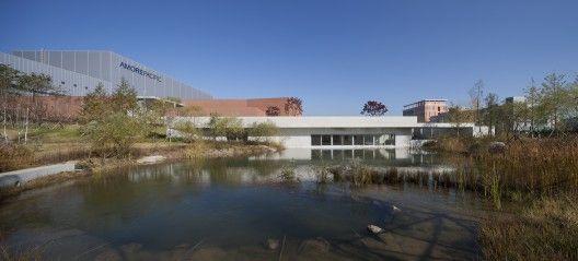 #AMOREPACIFIC #Beauty Campus in Gyeonggi-do by Junglim Architecture + MARU Architecture