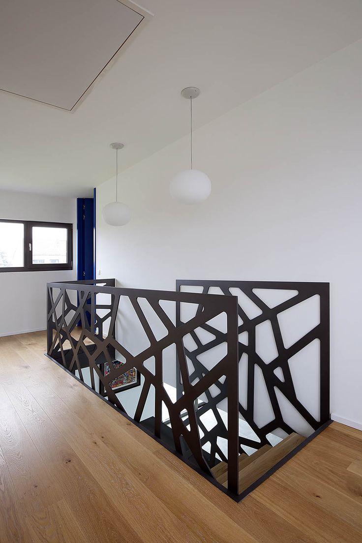 rambarde escalier acier. Black Bedroom Furniture Sets. Home Design Ideas