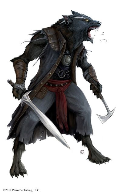Shapeshifter Character Design : Best images about gnolls on pinterest