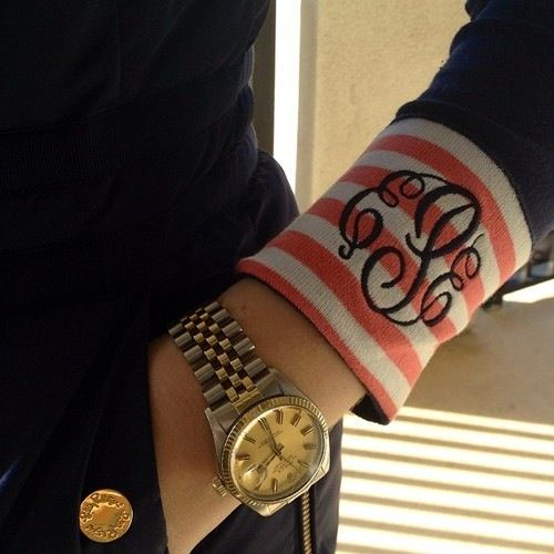 208 best images about monograms on pinterest monogram for Dress shirt monogram placement