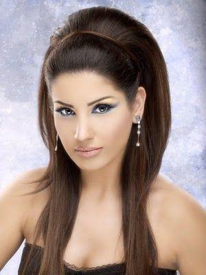 Arab Hairstyles Women | Arabic Hairstyles*$%