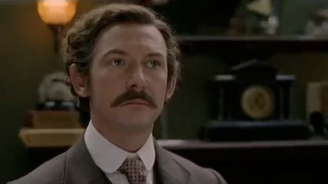 Ian Hart as Dr. Watson - Sherlock Holmes and the Case of the Silk Stocking (2004).