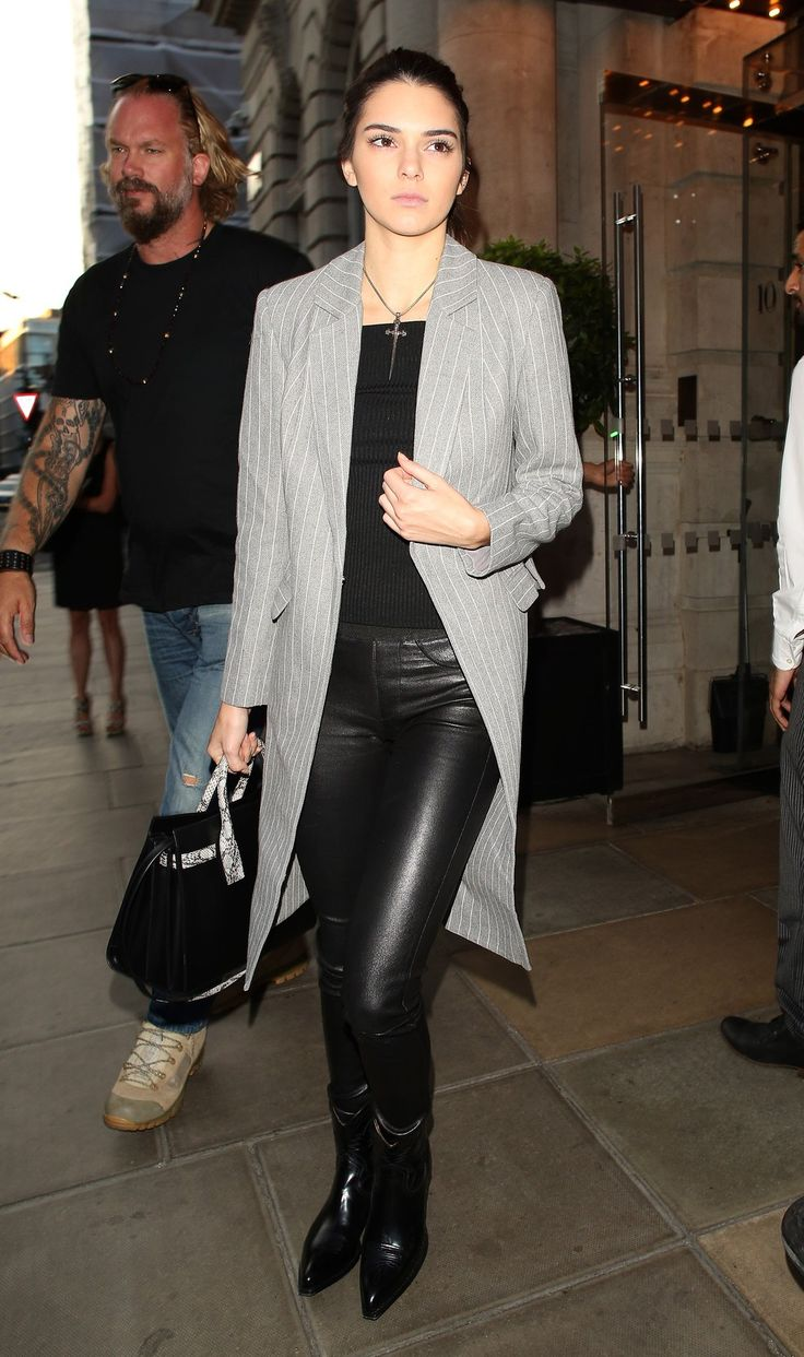 Lastest Look Of The Week Cont. U2013 Celebs In Faux Leather Pants | Petite Girls Guide