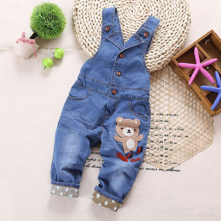 >> Click to Buy << free shipping 2017 spring autumn baby boys cotton rompers,kids,child denim overalls #Affiliate