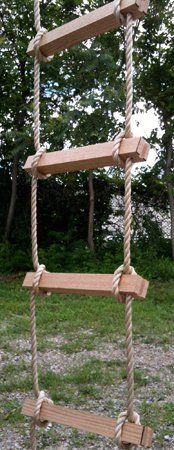 Rope Ladder Close-up