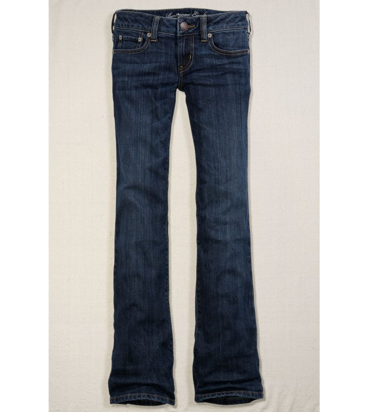 I live in these jeans. Favorite Boyfriend by American Eagle.