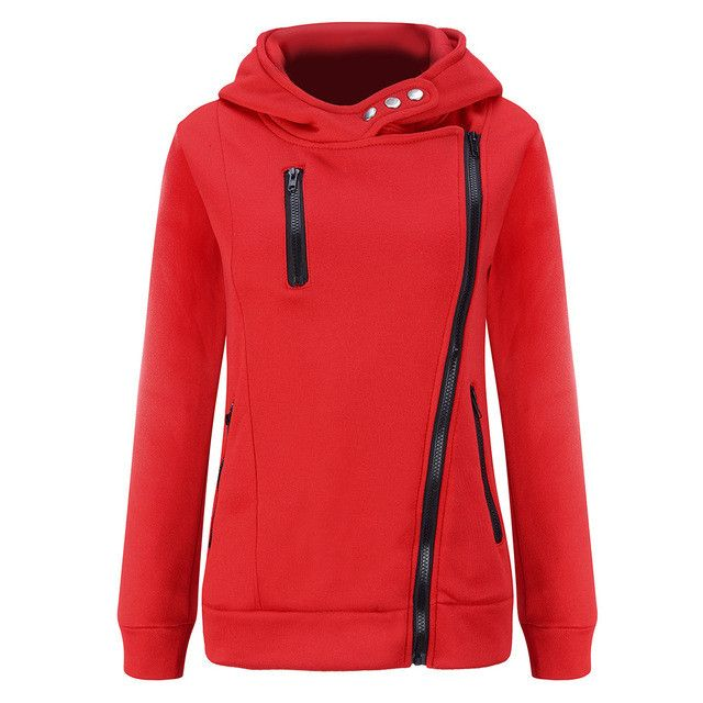 17 Best ideas about Red Women's Hoodies on Pinterest | Printed ...