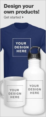 Design your own tshirt!