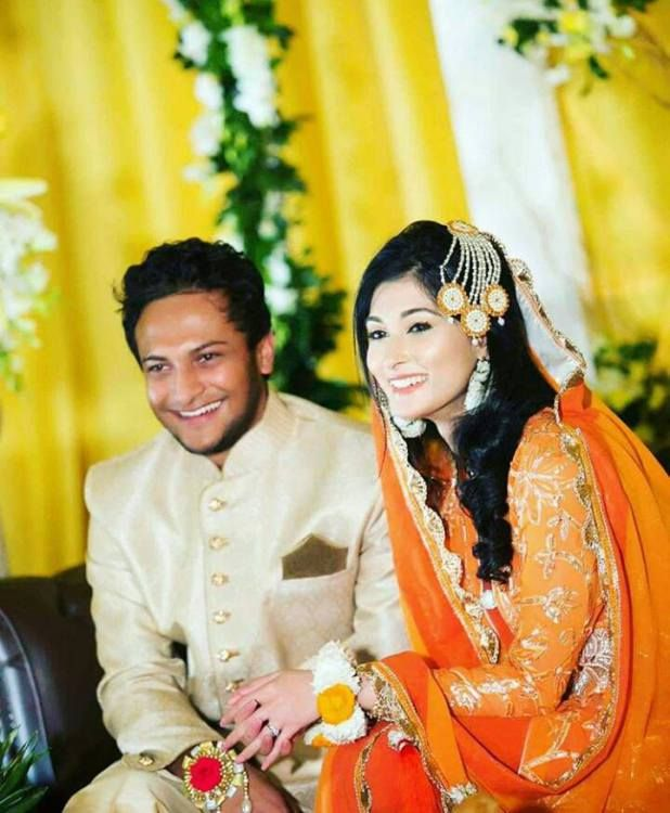 Shakib Al Hasan Wife Umme Ahmed Shishir Wiki, Photos (9)