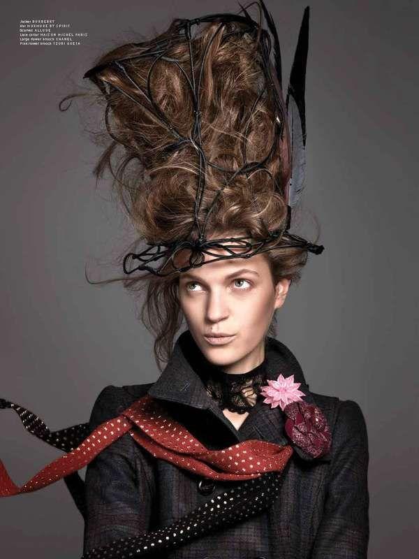 Ishi, photographer based in Paris, Vogue Italia 2013