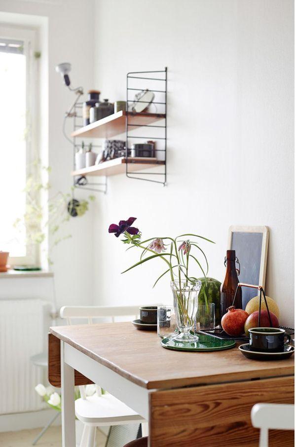 Inspiration: Nils Strinning's String shelving
