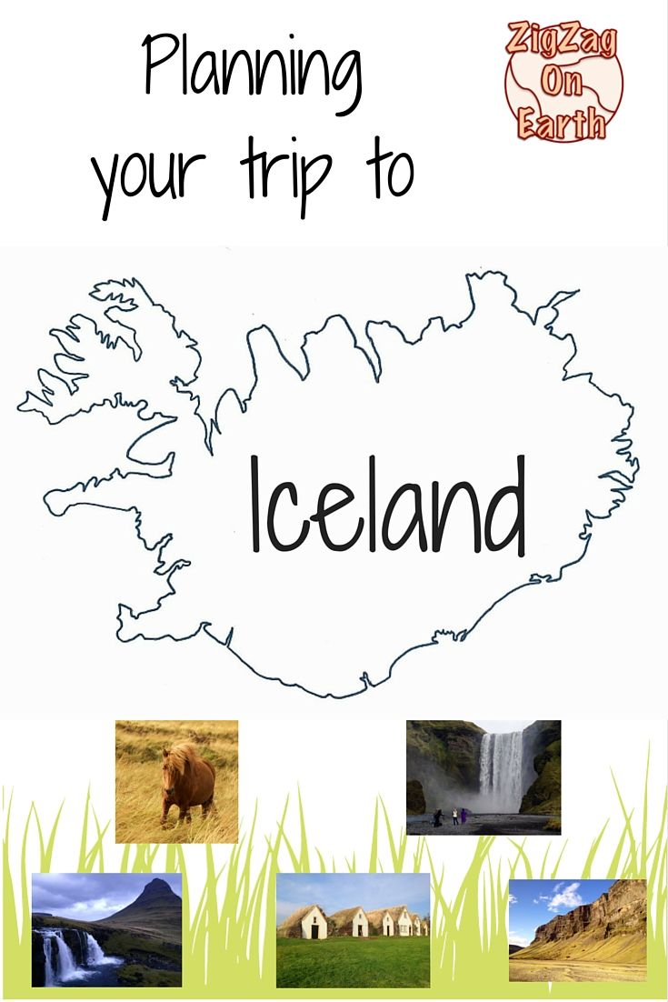 Planning your trip to Iceland: itinerary, best time, transportation, accomodation...