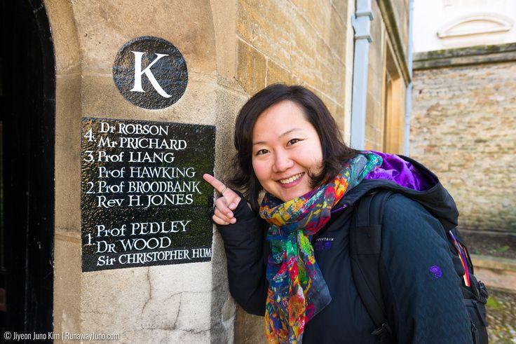 Visiting Cambridge: How Can I Meet Professor Stephen Hawking?