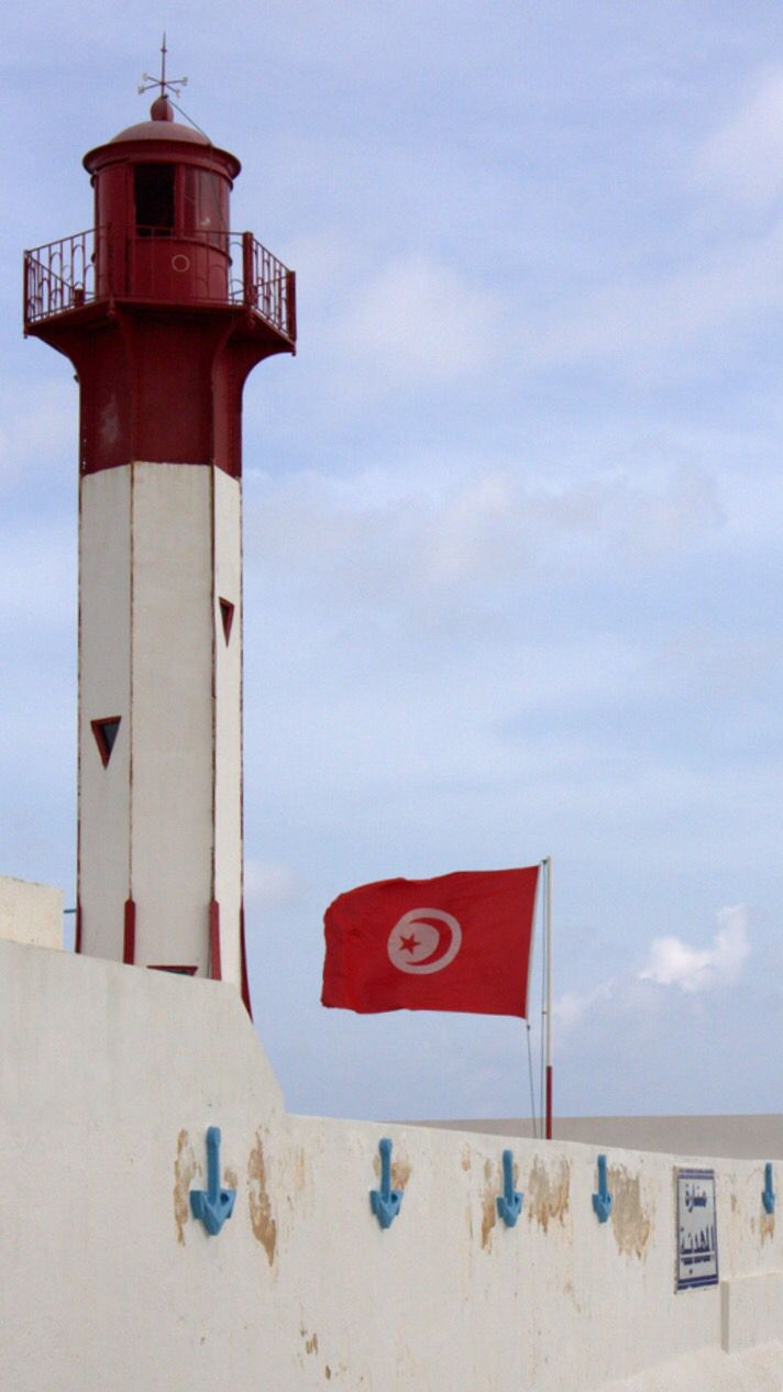 #Lighthouse in #Tunisia-by JRESQ    http://dennisharper.lnf.com/