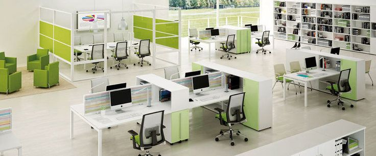 Home Office Layout Ideas Work Stations