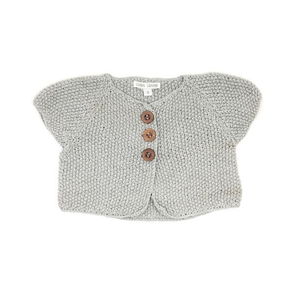 .Cardigan made by us for Louis Louise!!!