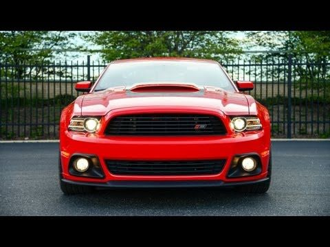 2014 Roush Stage 3 #Mustang - Winding Road POV Test Drive