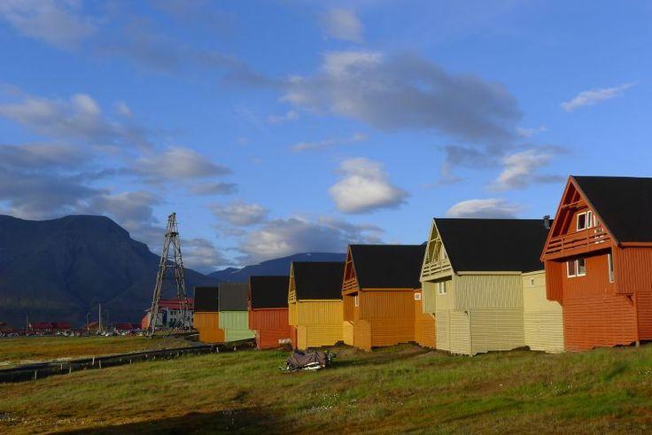 Longyearbyen - Spitsbergen  http://www.regent-holidays.co.uk/country/norway-holidays/