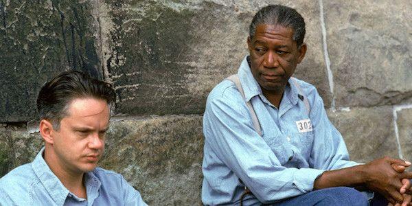 Watch Morgan Freeman Hilariously Revive His Shawshank Redemption Character #FansnStars