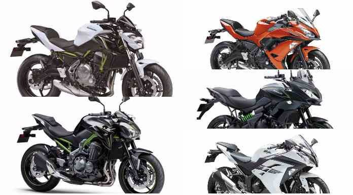 Kawasaki has unveiled its 2017 product portfolio in India in compliance with BSIV emission norms that includes four superbikes – Kawasaki Versys 650, Kawasaki Z900, Kawasaki Z650, Kawasaki Ninja 650 and Kawasaki Ninja 300