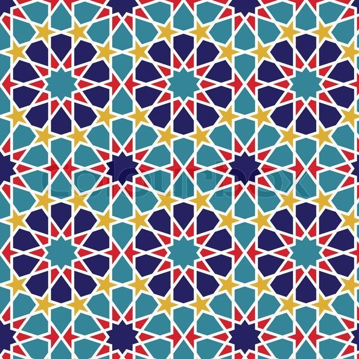 6532911-354451-arabesque-seamless-pattern.jpg (800×800)