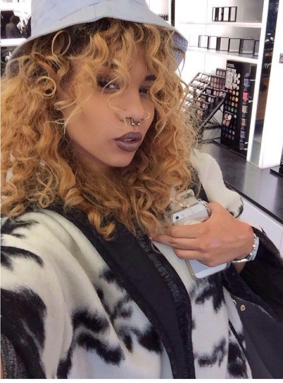 Astounding 1000 Images About Black Girls Blonde Hair On Pinterest Blonde Short Hairstyles For Black Women Fulllsitofus