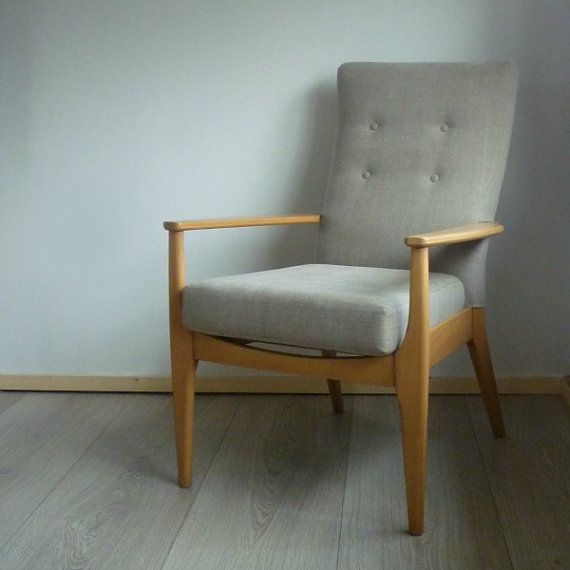 1960's Parker Knoll Easy Chair PK 988 2 chairs by FlorrieandBill, £245.00